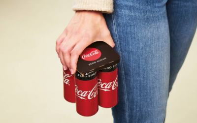 Coca-Cols to use new KeelClip packaging across Europe