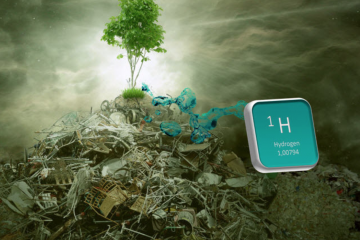 Plastic to Hydrogen